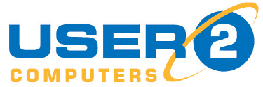 User2 Computers Logo